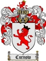 Curnow Family Crest / Coat of Arms JPG or PDF Image Download - $6.99