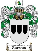 Currens coat of arms download