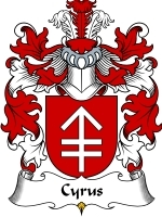 Cyrus coat of arms download