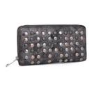 Black katya metallic wallet clutch thumb155 crop