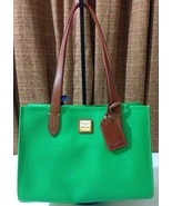 NWT Dooney & Bourke Eva Small Shopper EV206KL Kelly Green - $149.99