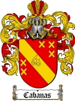 Cabanas coat of arms download