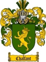 Chalfant Family Crest / Coat of Arms JPG or PDF Image Download - $6.99