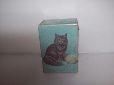 Vintage   Avon Kitten Little With Original Box.  Bird Of Paradise