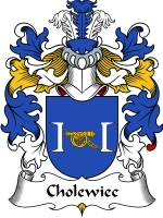 Cholewiec coat of arms download
