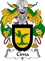 Cima coat of arms download