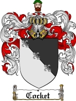 Cocket coat of arms download