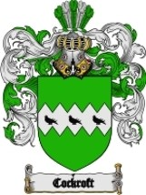 Cockroft Family Crest / Coat of Arms JPG or PDF Image Download - $6.99
