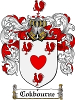 Cokbourne coat of arms download