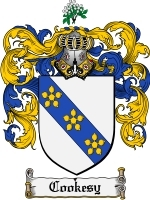 Cookesy coat of arms download