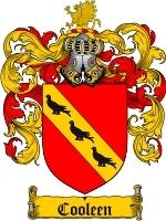 Cooleen coat of arms download