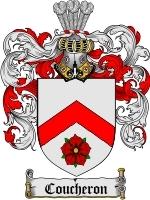 Coucheron coat of arms download