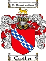 Crother coat of arms download