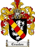 Cruxton coat of arms download