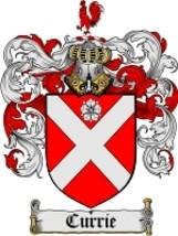 Currie Family Crest / Coat of Arms JPG or PDF I... - $6.99