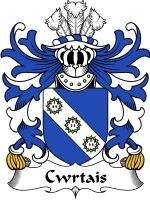 Cwrtais coat of arms download