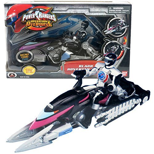 Primary image for Power Rangers Bandai Year 2006 Operation Overdrive Series 8-1/2 Inch Long Action