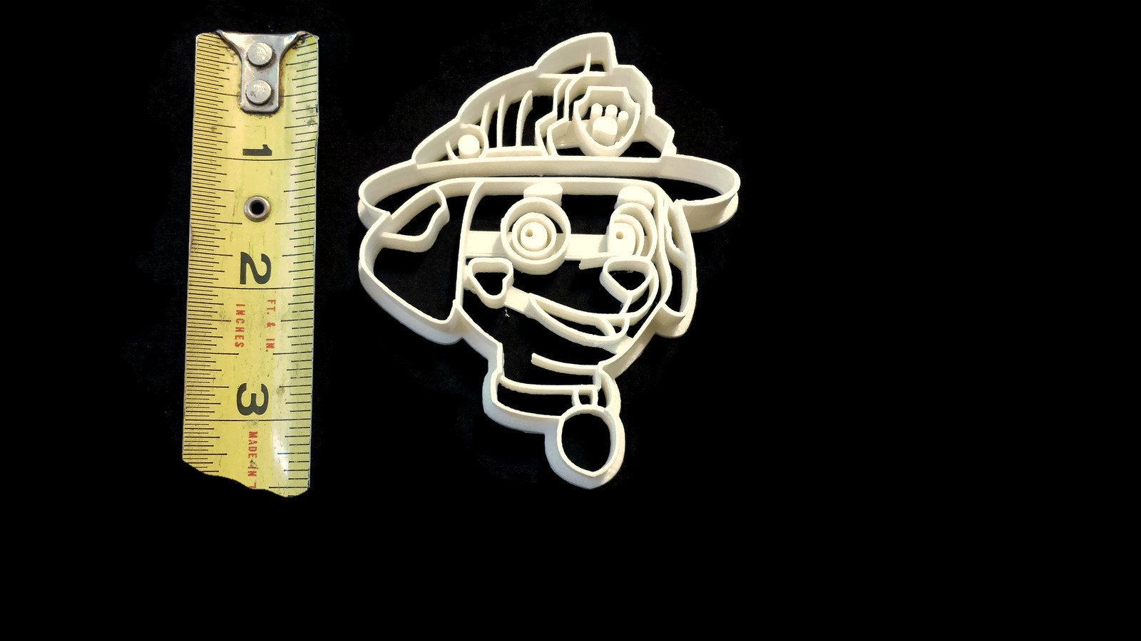 Paw Patrol Marshall Cookie Cutter