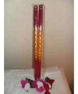 Dandiya Wooden Sticks for Ras Garba Dance Weddings Diwali Festivals Puja - $12.00