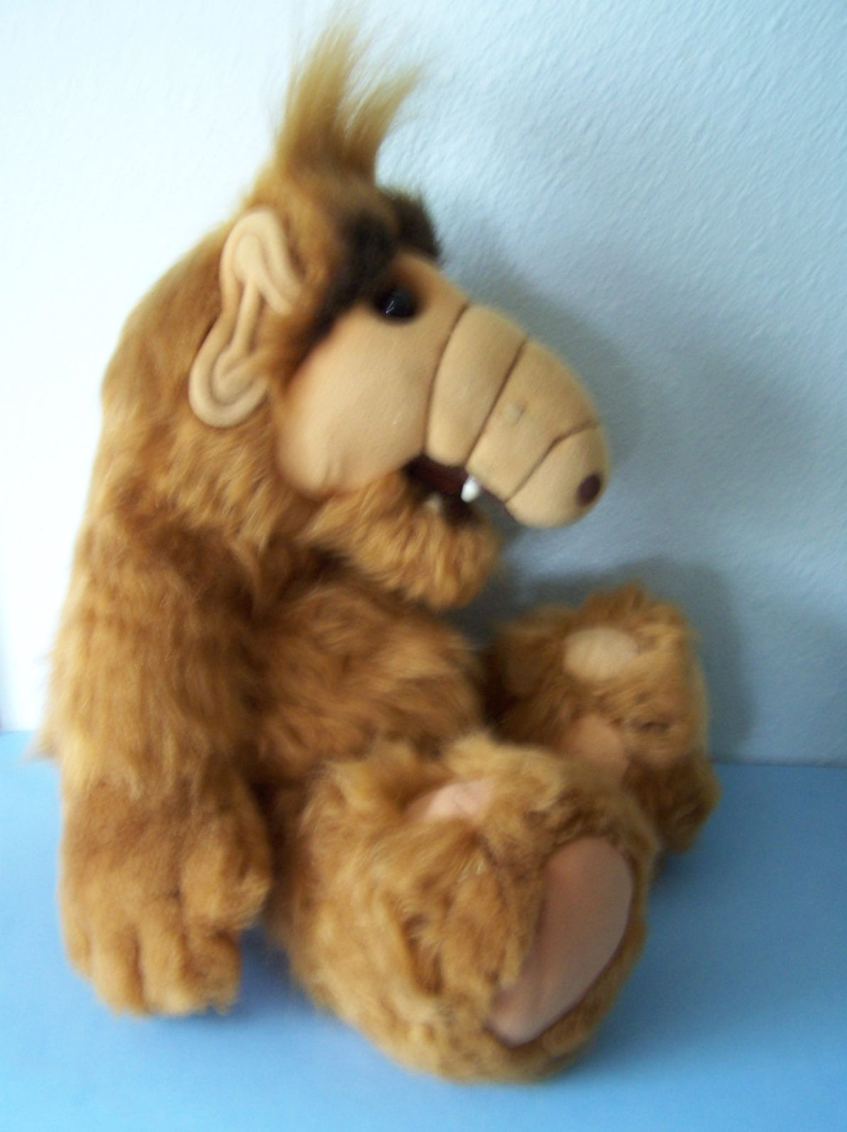 "Vintage 19"" ALF ALIEN LIFE FORM  from Memac 1980""s TV show  Coleco 1986"