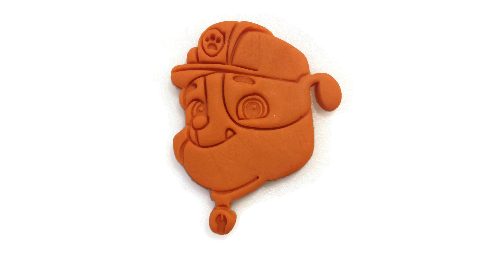 Paw Patrol Rubble Cookie Cutter