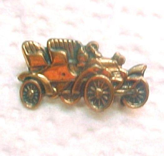 Old Time Vintage Touring Car PIN
