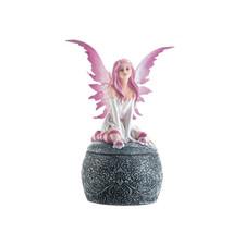 Fairy Figurines, Plastic Fairy Figurines Collectible Mini Angel Figurine... - $28.93