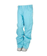 Billabong Berg Pants Womens Ski Snowboard 8k Waterproof 40g Insulated Bl... - $94.71