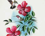 Hummingbird ruby throated cross stitch pattern thumb155 crop