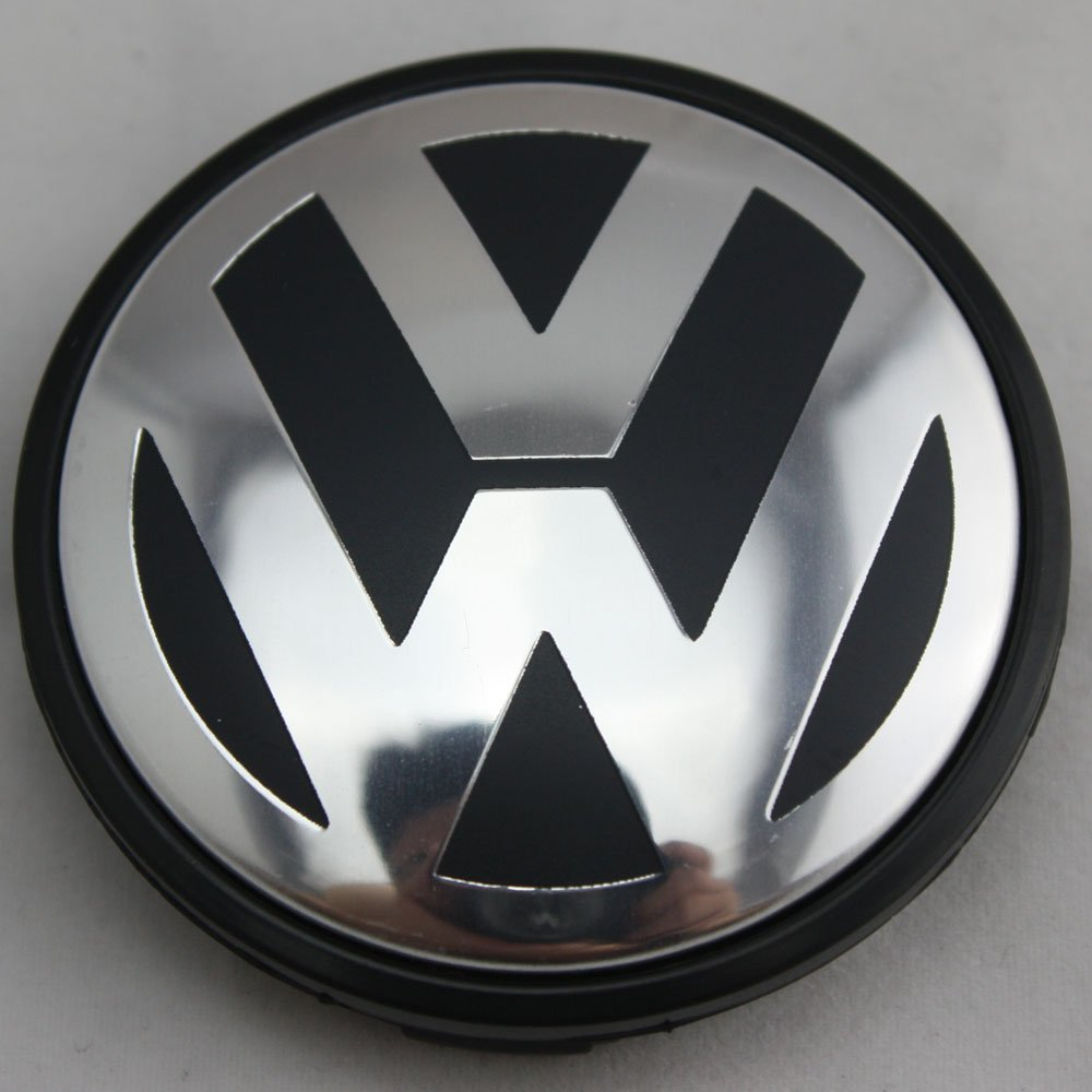 55mm Black cheerful Wheel Center Cap Hubcap 1 pc