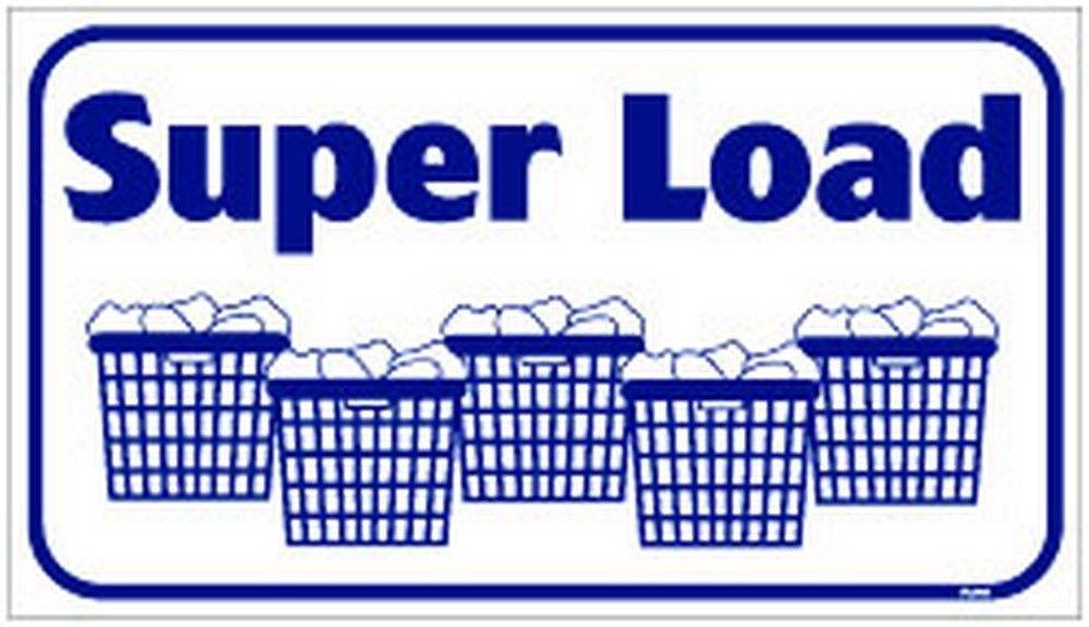 """L745 """"Super Load - 5 baskets"""" Model Number L745"""