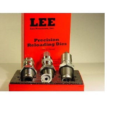 "Lee Large Series 3-Die Set 577-450 Martini-Henry 3.2cm""x 12 Thread # 90902"
