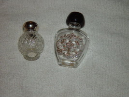 Avon Empty Perfume Bottles Set of 2 - $7.00