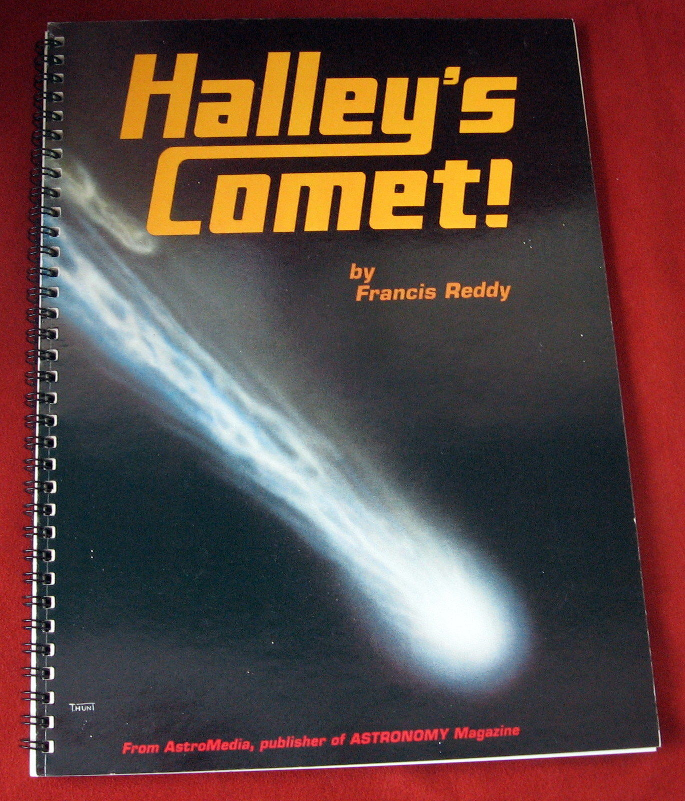 Halley's Comet Francis Reddy History Tracking Maps Photos Reference Galaxy Stars