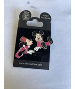 Minnie Kissing Fainting Mickey Mouse Disney 2009 Collectible Trading Two... - $24.74