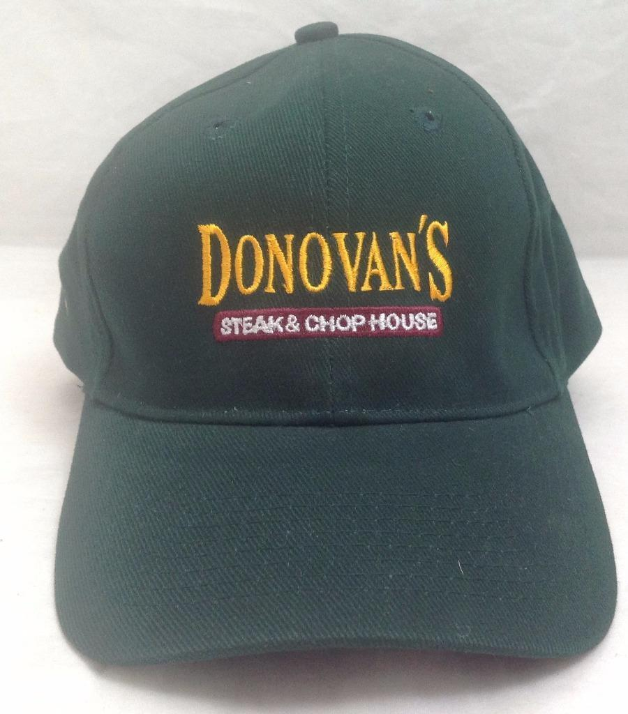 Donovan's Steak & Chop House, Trucker/Hat/Cap, Velcro