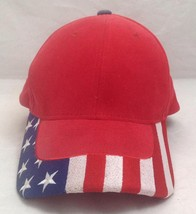 American Flag Hat, Trucker/Hat/Cap, Velcro Adjustable - $29.99