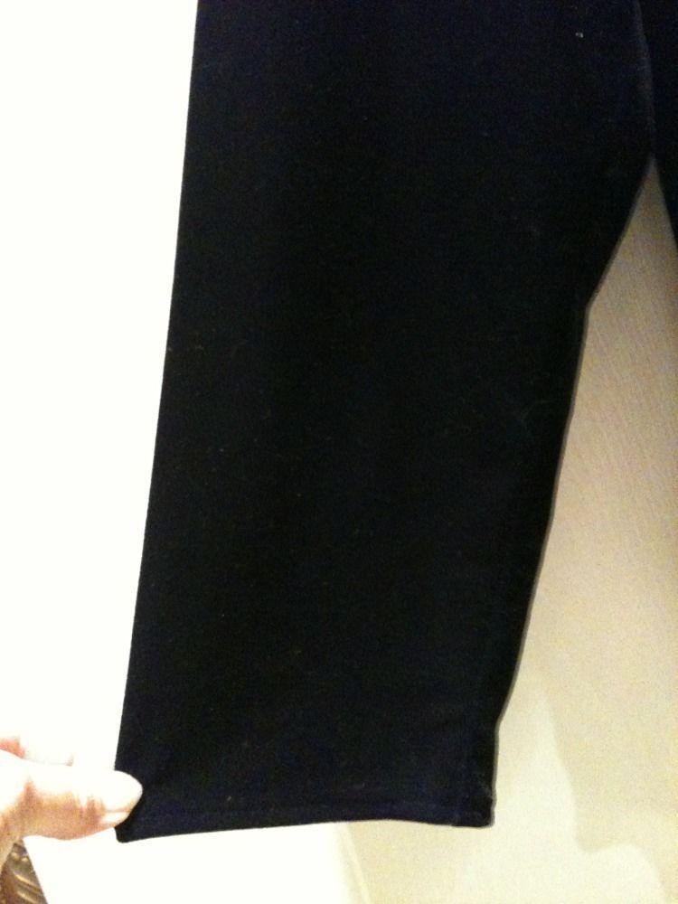 HARVE BENARD Black VELOUR Silver Flower Rhinestone Button Shirt Blouse 1X
