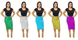 DBG Women's Mermaid Pencil Skirts (Small, Blue) - $39.15