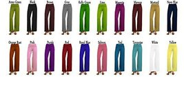 DBG Women's Women's Palazzo Wide Legged Pants (3XL, Royal Blue) - $28.37