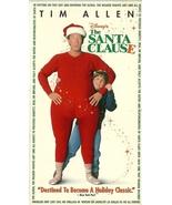 The Santa Clause Disney VHS Tim Allen Judge Reinhold Wendy Crewson - $1.99
