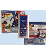 SUPERMAN TABAPP ELITE HEROCLIX STARTER PACK NEW SEALED IPAD IOS 6  - $10.99