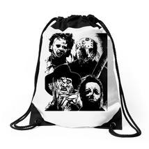 Halloween Horror Nights Freddy Krueger Jason Voorhees Leatherface Mich D... - $31.00