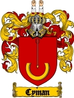 Cyman coat of arms download