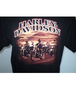 Harley-Davidson Black T-Shirt XL Ft. Worth, Texas #2 - $20.00