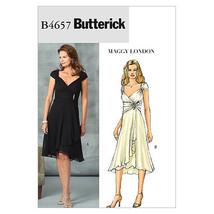 Butterick Patterns B4657 Misses' Dress, Size AA (6-12) - $2.00