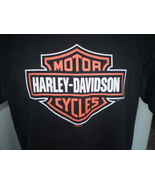 Harley-Davidson Black T-Shirt XL Ft. Worth, Texas #3 - $20.00