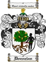 Donnelan coat of arms download