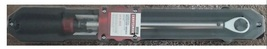 "Craftsman Micro-Clicker Torque Wrench 1/2"" Drive 20 to 150 ft. Lbs. New! - $59.99"