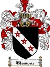 Gleesone Family Crest / Coat of Arms JPG or PDF Image Download - $6.99